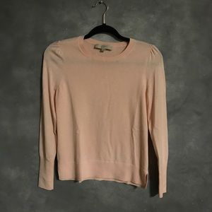 Light Pink Loft Sweater